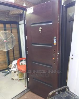 4ft Water Resistant Security Doors Made in Germany | Doors for sale in Lagos State, Surulere
