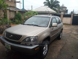 Lexus RX 2000 300 2WD Gold   Cars for sale in Edo State, Benin City
