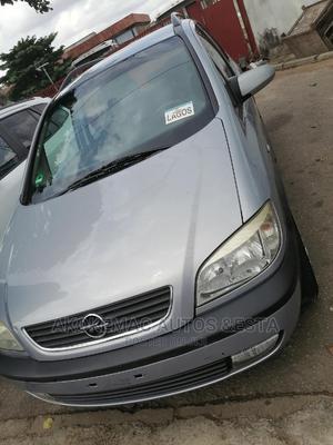 Opel Zafira 2004 1.6 Gray | Cars for sale in Lagos State, Ikeja
