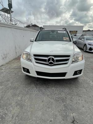 Mercedes-Benz GLK-Class 2010 350 White   Cars for sale in Lagos State, Isolo