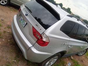 BMW X3 2006 Silver   Cars for sale in Abuja (FCT) State, Gwarinpa