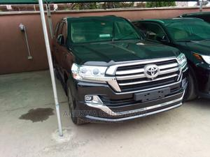 Toyota Land Cruiser 2020 4.0 V6 GXR Black | Cars for sale in Lagos State, Amuwo-Odofin