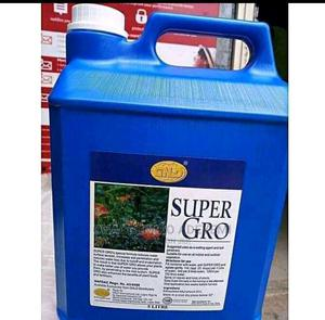 Supergro Organic Liquid Fertilizer   Feeds, Supplements & Seeds for sale in Lagos State, Ikeja