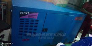 20-22kva Denyo Soundproof Diesel Generator   Electrical Equipment for sale in Lagos State, Ajah