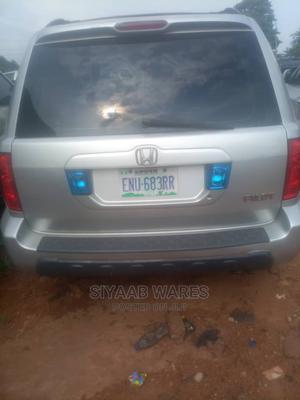 Honda Pilot 2004 Silver | Cars for sale in Enugu State, Enugu