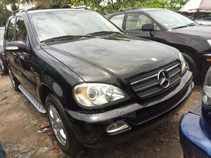 Mercedes-Benz M Class 2003 ML 350 Black   Cars for sale in Lagos State, Apapa