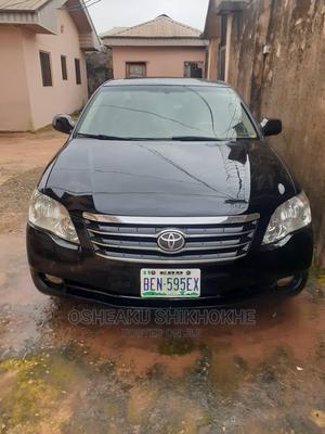 Toyota Avalon 2008 Black | Cars for sale in Edo State, Benin City