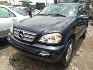 Mercedes-Benz M Class 2003 ML 320 Beige   Cars for sale in Lagos State, Apapa
