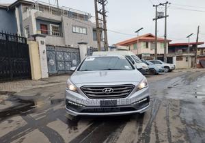 Hyundai Sonata 2015 Silver   Cars for sale in Lagos State, Surulere