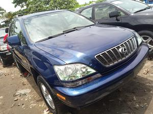 Lexus RX 2002 300 4WD Blue | Cars for sale in Lagos State, Apapa