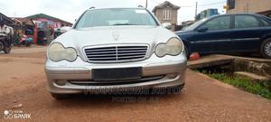 Mercedes-Benz C240 2003 Silver | Cars for sale in Edo State, Ekpoma