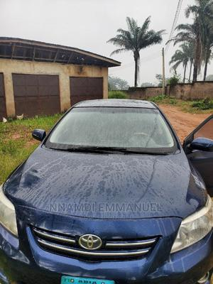 Toyota Corolla 2009 Blue   Cars for sale in Abia State, Ohafia