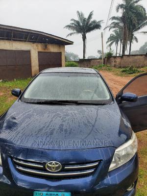 Toyota Corolla 2009 Blue | Cars for sale in Abia State, Ohafia