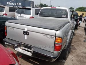 Toyota Tacoma 2004 Double Cab V6 4WD Silver   Cars for sale in Lagos State, Apapa