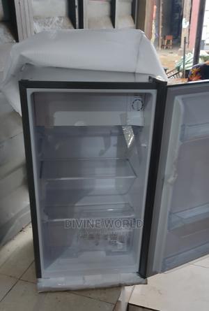 Hisense Single Door Refrigerator 92ltr (Model Ref092dr) | Kitchen Appliances for sale in Lagos State, Ojo