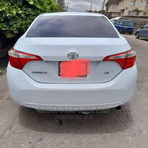 Toyota Corolla 2014 White | Cars for sale in Lagos State, Yaba