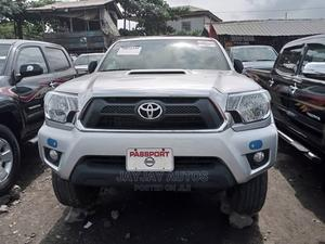 Toyota Tacoma 2013 Silver   Cars for sale in Lagos State, Apapa