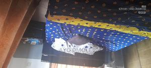 7×7 King Size Bed and Mattress | Furniture for sale in Oyo State, Ibadan
