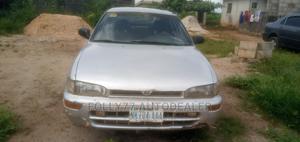 Toyota Corolla 1997 1.6 Liftback Silver   Cars for sale in Ogun State, Ado-Odo/Ota