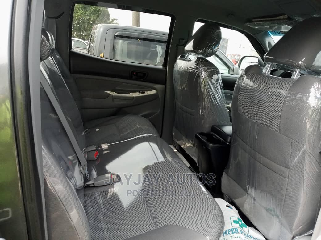 Toyota Tacoma 2013 Gray   Cars for sale in Apapa, Lagos State, Nigeria