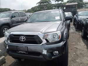 Toyota Tacoma 2013 Gray | Cars for sale in Lagos State, Apapa
