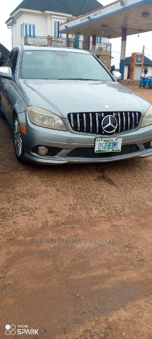 Mercedes-Benz C300 2009 Gray | Cars for sale in Edo State, Ekpoma