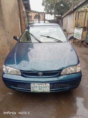 Toyota Corolla 2001 Sedan Blue | Cars for sale in Lagos State, Ifako-Ijaiye