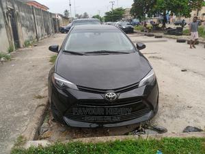 Toyota Corolla 2018 LE (1.8L 4cyl 2A) Black | Cars for sale in Lagos State, Amuwo-Odofin