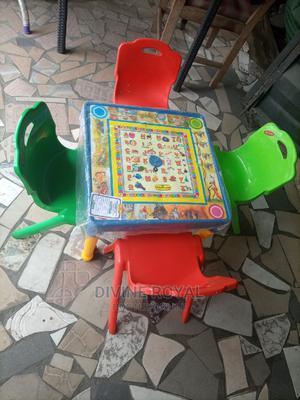 Children Plastic Table   Children's Furniture for sale in Lagos State, Lekki