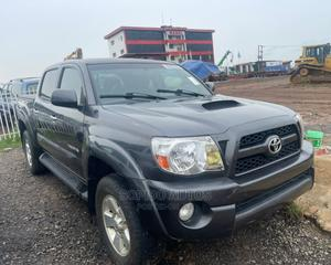 Toyota Tacoma 2011 Gray | Cars for sale in Lagos State, Ikeja