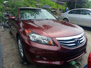 Honda Accord 2009 2.4 i-VTEC Exec Automatic Red | Cars for sale in Lagos State, Apapa