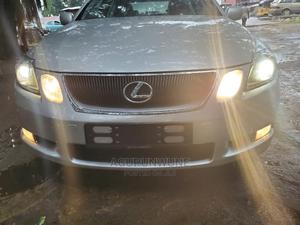 Lexus GS 2007 350 Silver | Cars for sale in Lagos State, Ojo