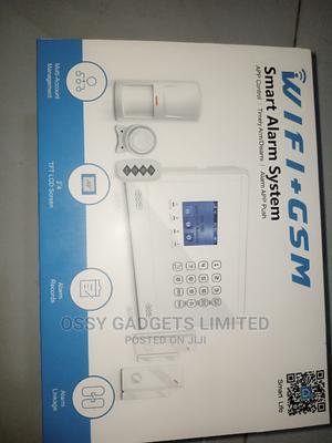 Wifi Gsm Smart Alarm System   Security & Surveillance for sale in Lagos State, Ikeja