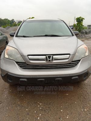 Honda CR-V 2008 Silver | Cars for sale in Abuja (FCT) State, Gaduwa