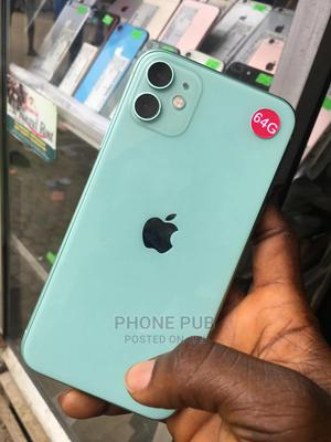 Apple iPhone 11 64 GB Green   Mobile Phones for sale in Lagos State, Amuwo-Odofin