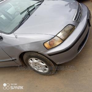 Honda Odyssey 2000 Gray   Cars for sale in Lagos State, Ifako-Ijaiye
