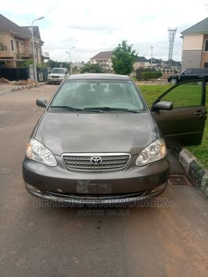 Toyota Corolla 2006 LE Gray   Cars for sale in Abuja (FCT) State, Gwarinpa