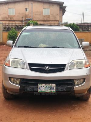 Acura MDX 2003 3.5L 4x4 Silver   Cars for sale in Edo State, Benin City