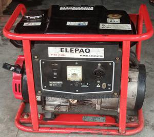 Elepaq 1.5KVA Generator for Sale | Electrical Equipment for sale in Oyo State, Ogbomosho South