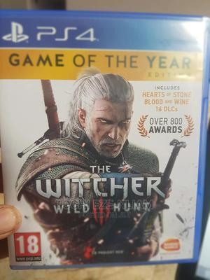 The Witcher 3 Wild Hunt   Video Games for sale in Enugu State, Enugu