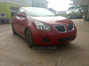 Pontiac Vibe 2009 2.4 GT Red   Cars for sale in Lagos State, Lekki