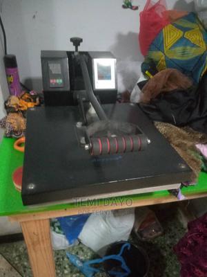 Heat Press Machine / Stoning | Printing Equipment for sale in Lagos State, Yaba