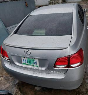 Lexus GS 2006 300 AWD Silver   Cars for sale in Lagos State, Ikeja