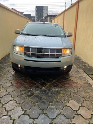 Lincoln MKX 2008 4WD Blue   Cars for sale in Lagos State, Ajah