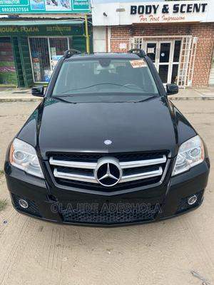 Mercedes-Benz GLK-Class 2010 350 Black | Cars for sale in Lagos State, Lagos Island (Eko)