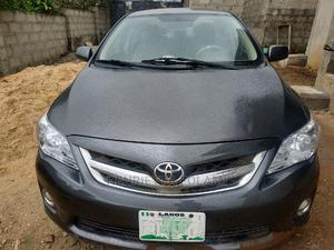 Toyota Corolla 2012 Gray | Cars for sale in Lagos State, Ikorodu