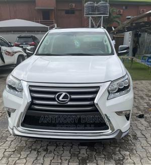 Lexus GX 2017 460 Base White | Cars for sale in Lagos State, Ogudu