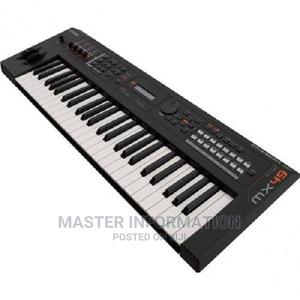 Yamaha MX49 Music Synthesizer/Controller   Musical Instruments & Gear for sale in Lagos State, Ikeja