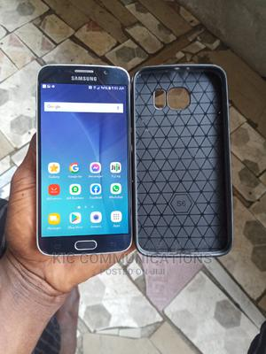 Samsung Galaxy S6 32 GB Blue | Mobile Phones for sale in Rivers State, Port-Harcourt