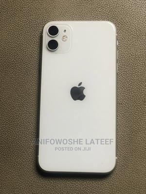 Apple iPhone 11 128 GB White   Mobile Phones for sale in Lagos State, Amuwo-Odofin